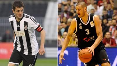 Saša Ilić i Saša Pavlović