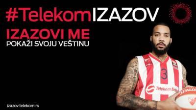 Telekom Izazov Williams, Telekom, Crvena Zvezda, KK Crvena Zvezda
