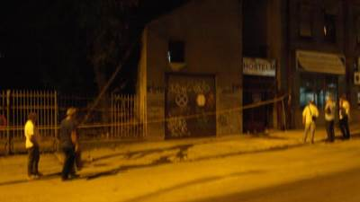 vrtić zgrada urušena