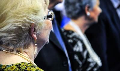 penzioneri, starica, baka