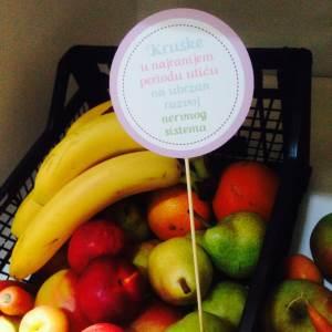 kruške, voće, povrće, hrana