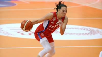 sonja petrovic reprezentacija srbije eurobasket 2015