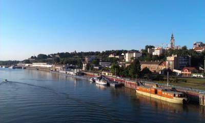 Beograd, Sava, reka Sava, Kalemegdan