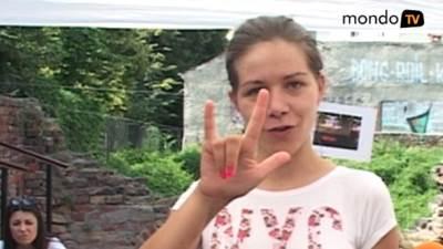 znakovni jezik, gluvi, gluvonemi