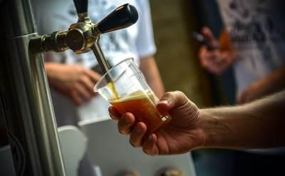 pivo, točenje piva