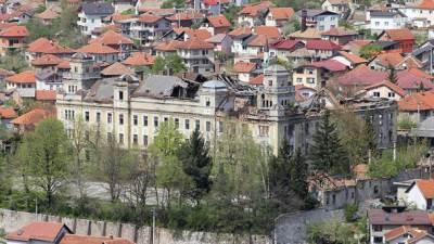 Kasarna Jajce, Sarajevo