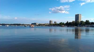 Beograd, reka, Dunav
