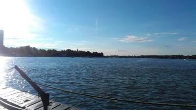 Beograd, reka, Dunav, Zemun