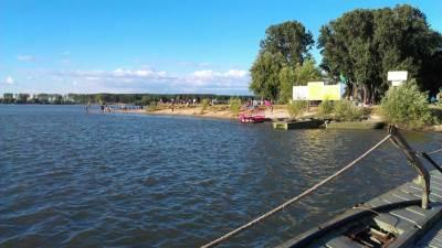 Beograd, reka, Dunav, Lido, plaža Lido