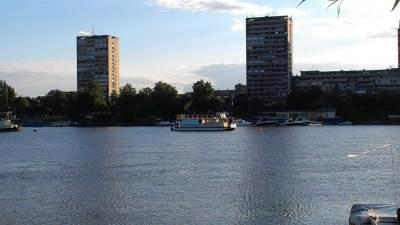 Dunav, reka, Zemun, Beograd