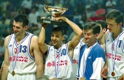 Aleksandar Djordjevic, Zoran Sretenovic, Zoran Savic
