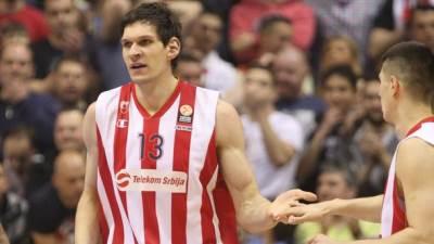 Boban Marjanovic, Crvena zvezda, NBA, ABA liga