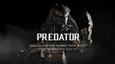Predator, Mortal Kombat X, Mortal Kombat, Predator Mortal Kombat X