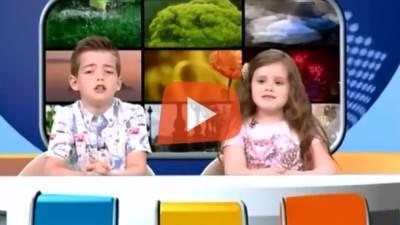 Mali Dnevnik, deca, RTS, televizija, Dnevnik