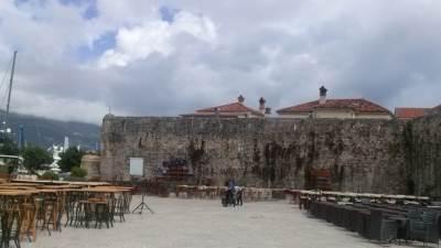 Budva, stari grad