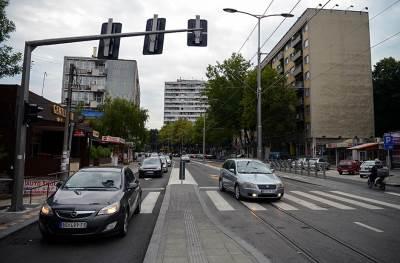 vojvode stepe, ulica, saobraćaj, automobili, rekonstrukcija, kola