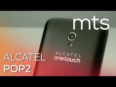 Alcatel POP 2, mts, mts alcatel