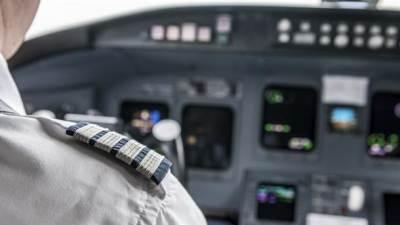 pilot piloti avion