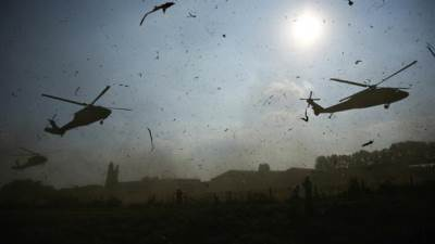 crni jastreb helikopter