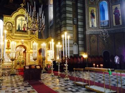 trst, italija, crkva