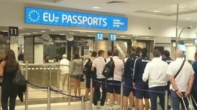 Hajduk Split Prag pasoši