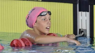 Ana Crevar plivačica Srbija