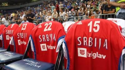 Reprezentacija, Srbija
