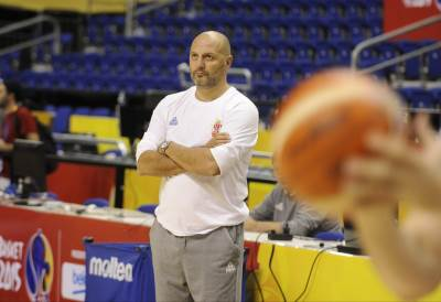 Saša Đorđević, orlovi, Eurobasket, Srbija