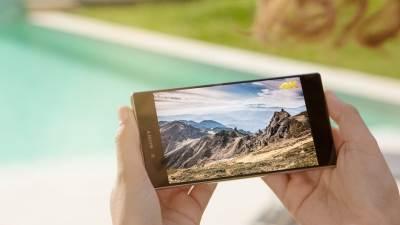 Sony, Xperia Z5 Premium, 4K,