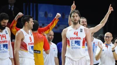 spain španija gasol eurobasket