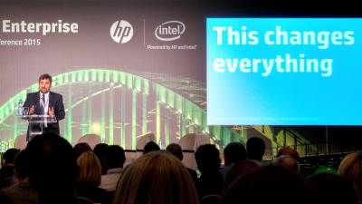 HP, Bridge to Enterprise, Bridge2Enterprise, HP Labs, The Machine