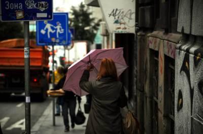 kiša, kišobran, jesen, padavine, pokisao, vreme, pada kiša,