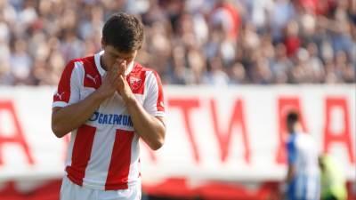 Luka Jović, Crvena zvezda