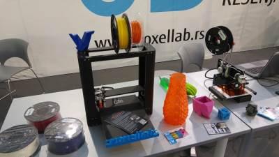 3D, 3D print, 3D štampa, 3D štampač, 3D štampa figura, Voxellab