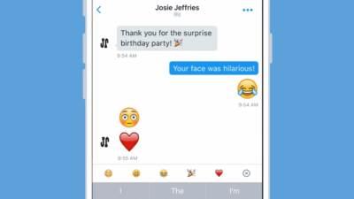 Twitter Super Sized Emoji, Twitter, Emoji, Twitter DM, Twitter stickers, Twitter emotikoni, Tviter, Tvitovi, Tvit