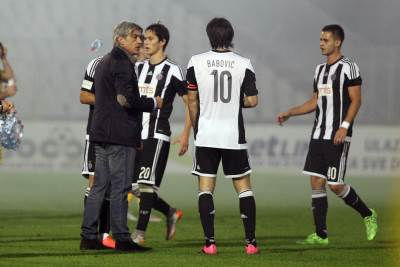 Partizan, Babović, Milinković