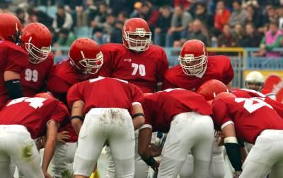 američki fudbal, srpski tim u američkom fudbalu, Srbija, orlovi