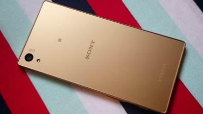 Sony Xperia Z5,