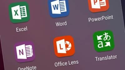 Office, Office Lens, Office 2016, Microsoft