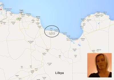 otmica,slađana stanković,libija