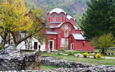 kosovo, manastir, manastiri, kososvo i metohija, unesco