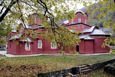 pećka patrijaršija, pecka patrijarsija, manastir, kosovo, crkva,