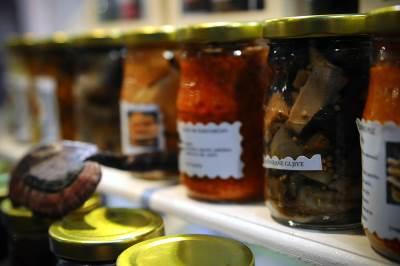 gljiva, gljive, pečurke, etno sajam, hrana,