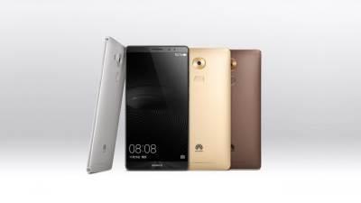 Huawei Mate 8, Mate 8