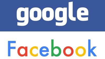 Google, Facebook,