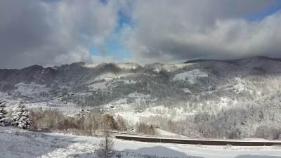 Kopaonik, sneg, zima, zimska idila, planina