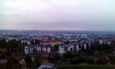 starčevica, banjaluka, panorama