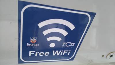 GSP Beograd, Beograd, GSP, autobus, prevoz, WiFi