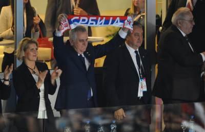 Tomislav Nikolić, Dragica Nikolić, predsednik Srbije