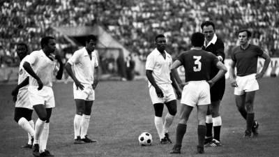 Crvena zvezda Santos Pele Džajić Dzajic